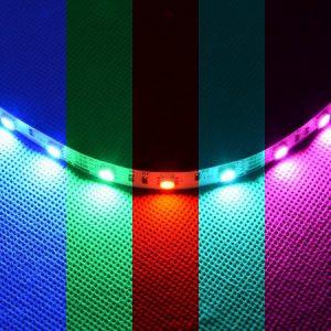 Kolory LED - stałe, regulowane i specjalistyczne