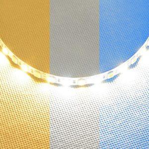Odcienie białego światła LED